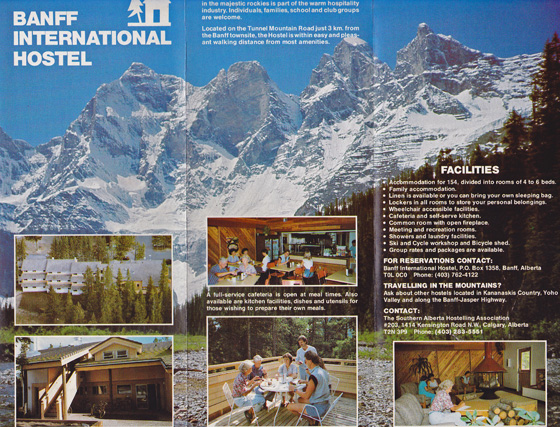 Banff International Hostel-Prospekt-560