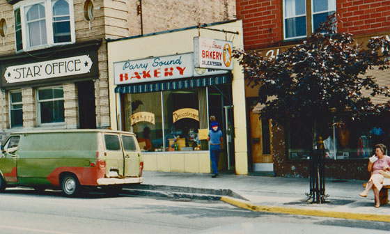 Canada (1986)-Parry Sound - Bakery-1-560